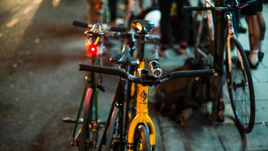 Colazo Urbano de Bike Center en zona 10   Septiembre 2016