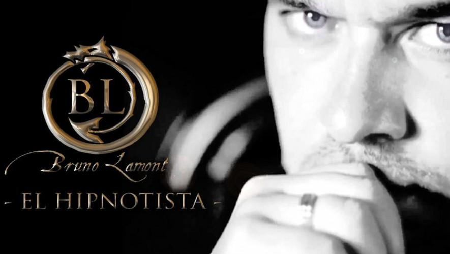 Show del Hipnotista de Las Vegas Bruno Lamont en Guatemala| Septiembre 2016
