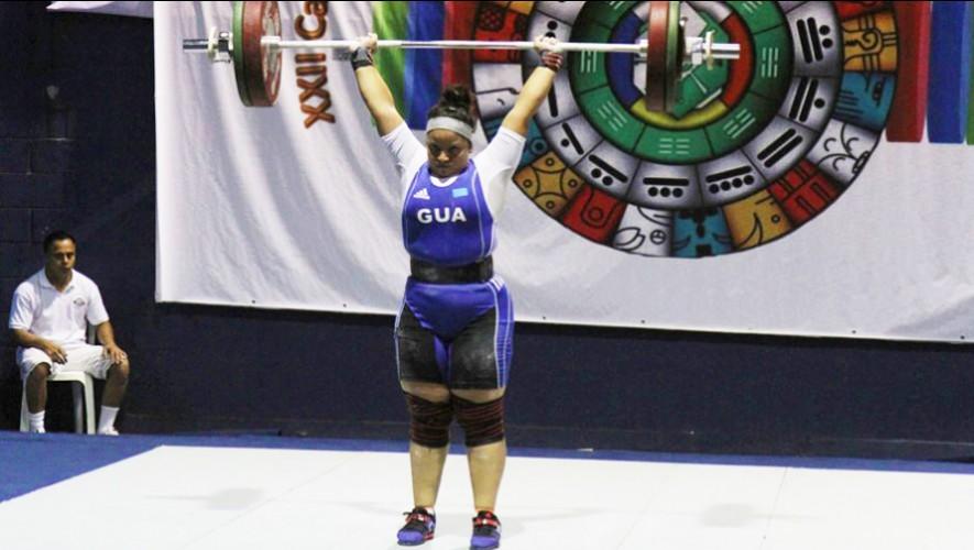 2 medallas y 8 de bronce fue la cosecha de la selección sub-17 de Guatemala. (Foto: CDAG)