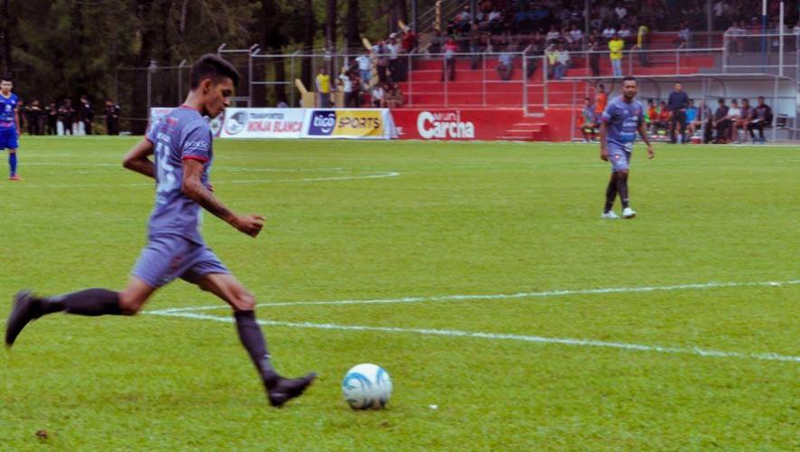 Partidode Carchá vs Antigua, por el Torneo Apertura | Septiembre 2016