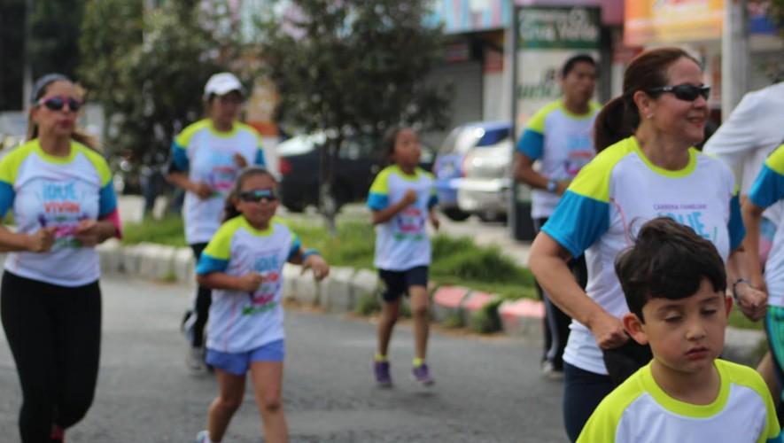 Carrera del Día del Niño en beneficio de Pediatría Hospital de Cobán | Octubre 2016