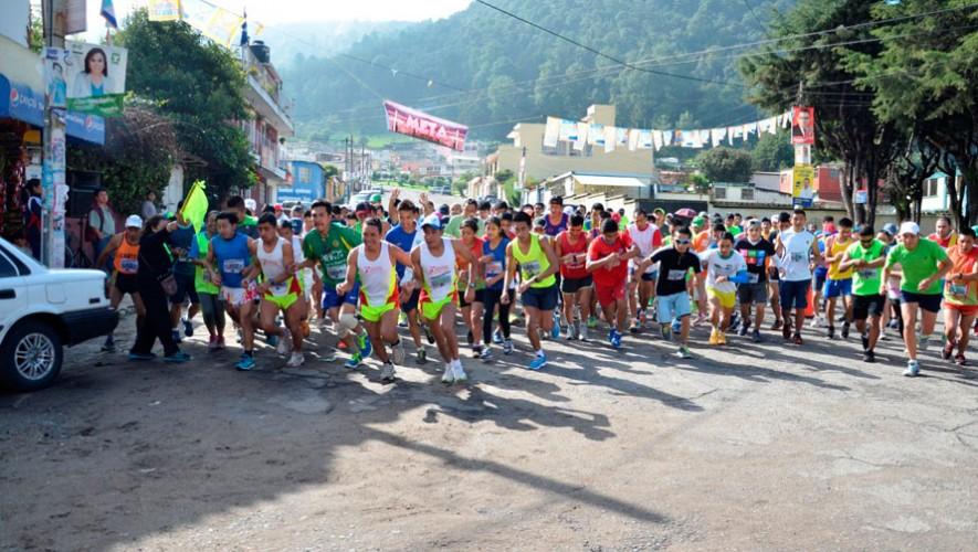 Carrera ascenso al Cerro Baúl | Septiembre 2016