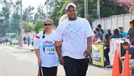 Corre por una buena causa en Guatemala. (Foto: Comité Pro Ciegos Sordos)