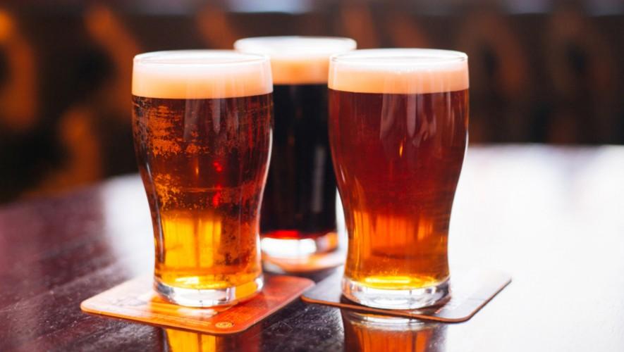 Curso de Gastronomía: Cerveza en Sophos   Septiembre 2016