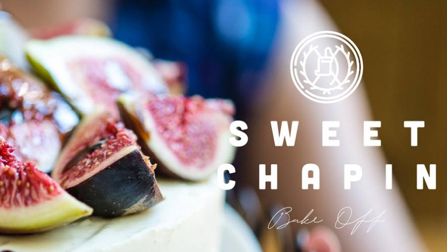 Concurso TBR Sweet Chapin Bake-Off  | Septiembre 2016