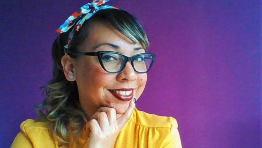 Coco Lavarreda, una artista guatemalteca en ascenso. (Foto: Cortesía Coco Lavarreda)