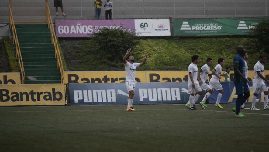 Partido de Comunicaciones vs Cobán, por el Torneo Apertura | Septiembre 2016