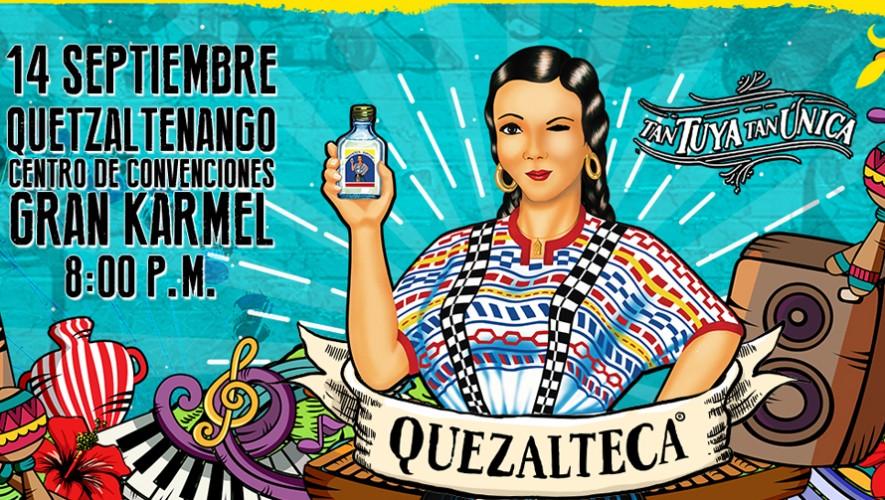 Fiesta El Cumpleaños de Rosita en Quetzaltenango | Septiembre 2016