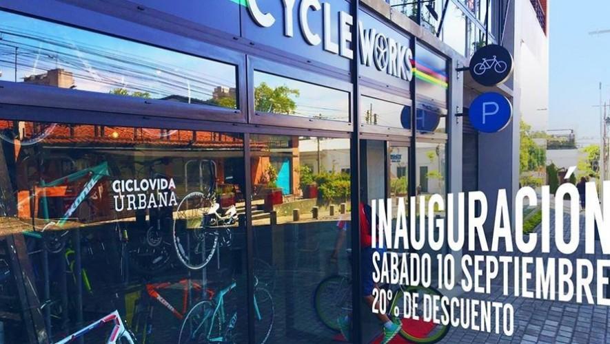 Inauguración Cycle Works by Ciclovida Urbana en zona 4 | Septiembre 2014