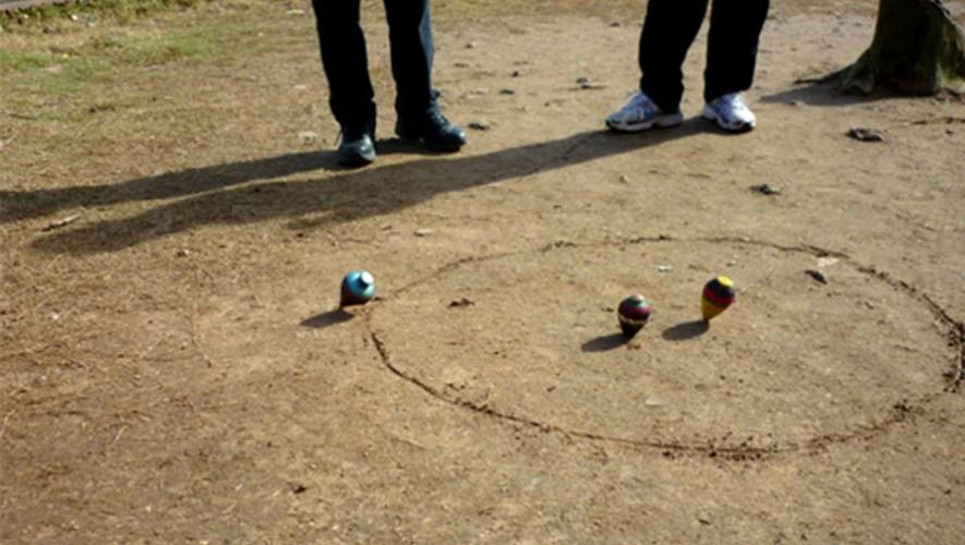 Recuerda los juegos de tu infancia junto a nosotros.(Foto: De Guate)