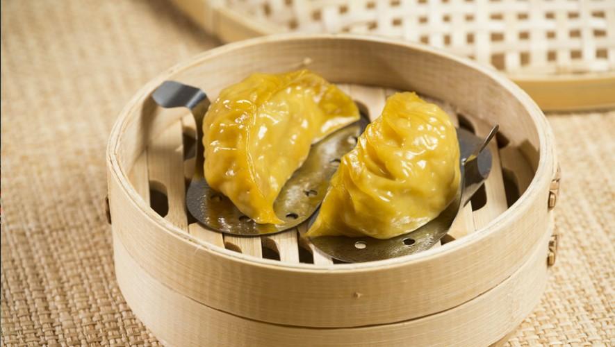 "Curso de comida china ""Dim Sum Night"" en NuChef | Septiembre 2016"