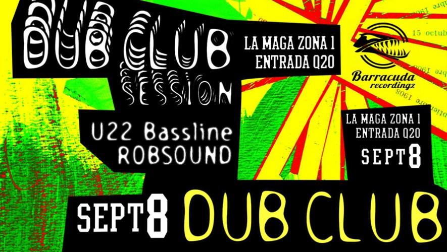 Noche de Dub y Dubstep en La Maga | Septiembre 2016