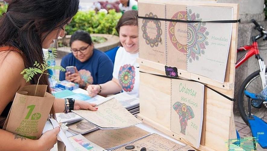Descubre todo lo que puedes hacer en el EcoMarket 2016. (Foto: Ecomarket)