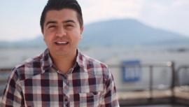 El huehueteco Erwin Ovalle está nominado a los Premios de Liderazgo Latino 2016. (Foto: Erwin Ovalle)