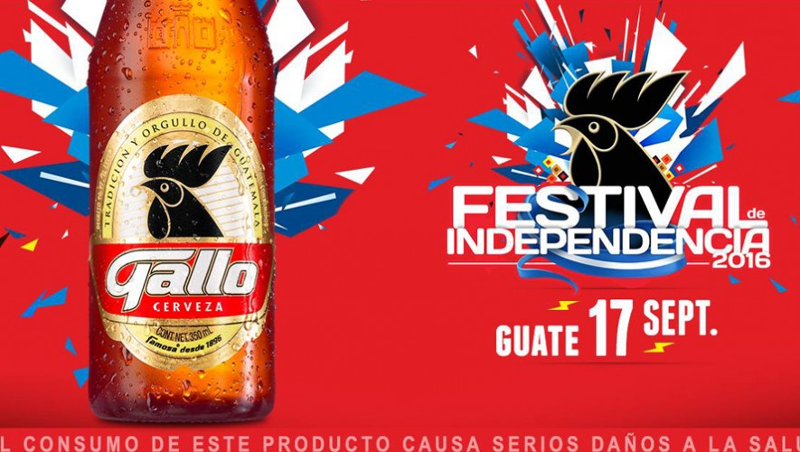 Fiesta Gallo: Festival de Independencia| Septiembre 2016