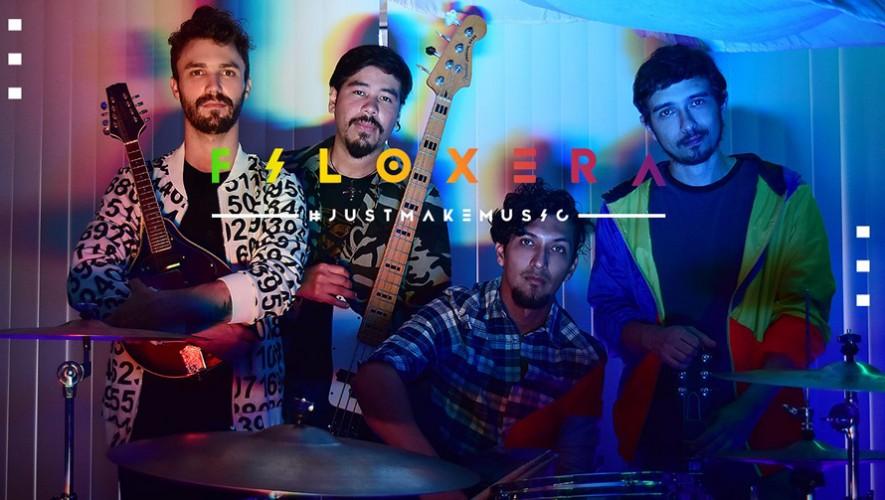 Lanzamiento de disco #JustMakeItMusic de Filoxera en Soma | Octubre 2016