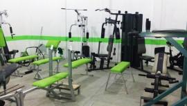 Los vecinos de Mixco ahora contarán con un gimnasio gratuito. (Foto: Neto Bran(
