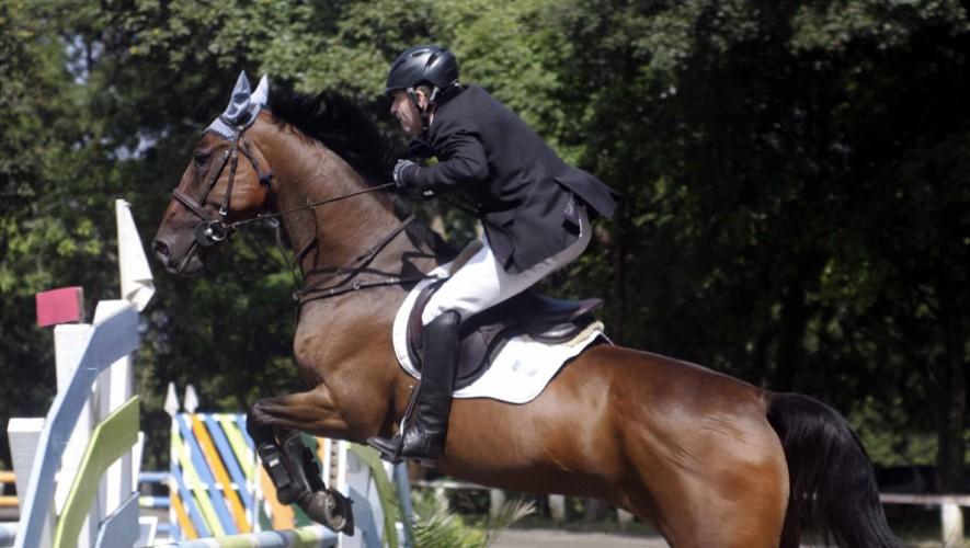 Herman Jensen se quedó con el primer lugar de la Propriedad B. (Foto: Prensa ANEG)