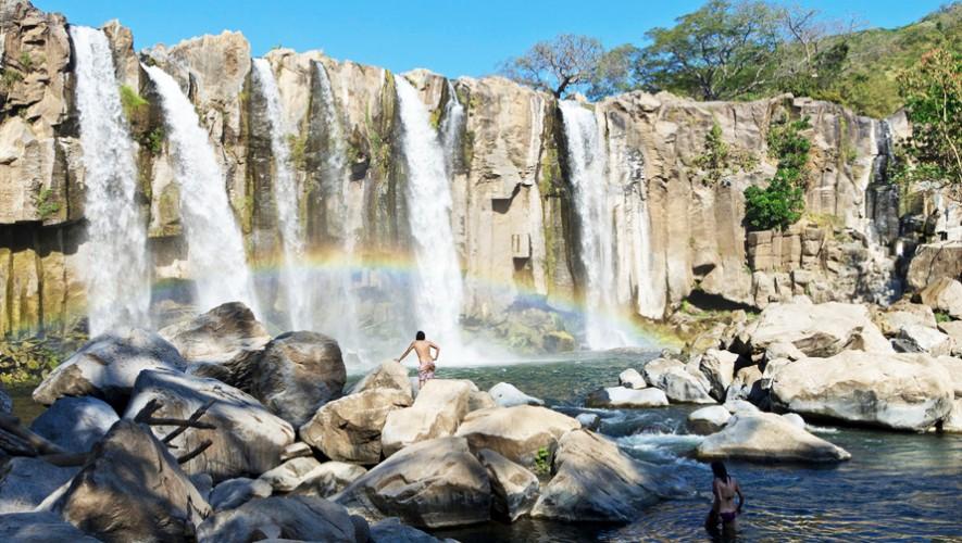 Descubre las hermosas cataratas que puedes encontrar en Guatemala. (Foto: Jose Mata)