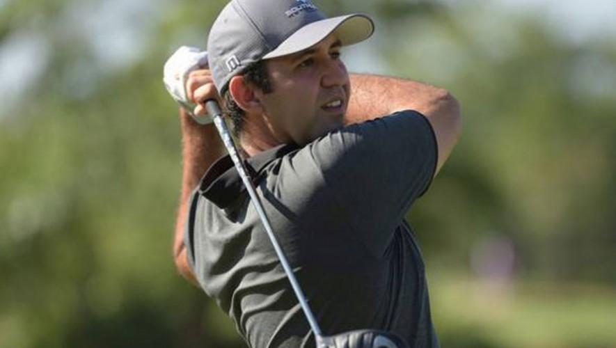 José Rolz, golfista guatemalteco