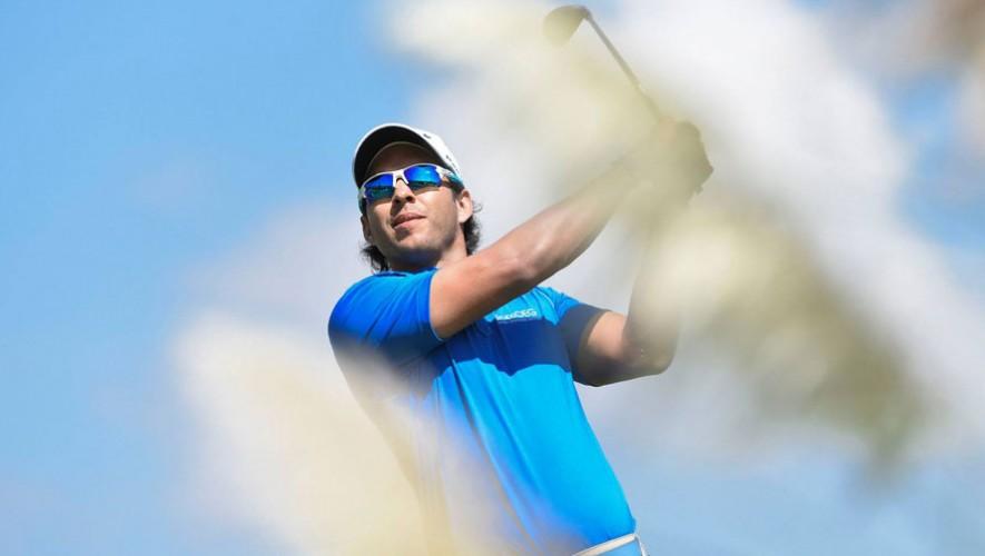 Toledo quedó a 5 golpes de quedar entre los primeros lugares del torneo. (Foto: Enrique Berardi/PGA TOUR Latinoamérica)
