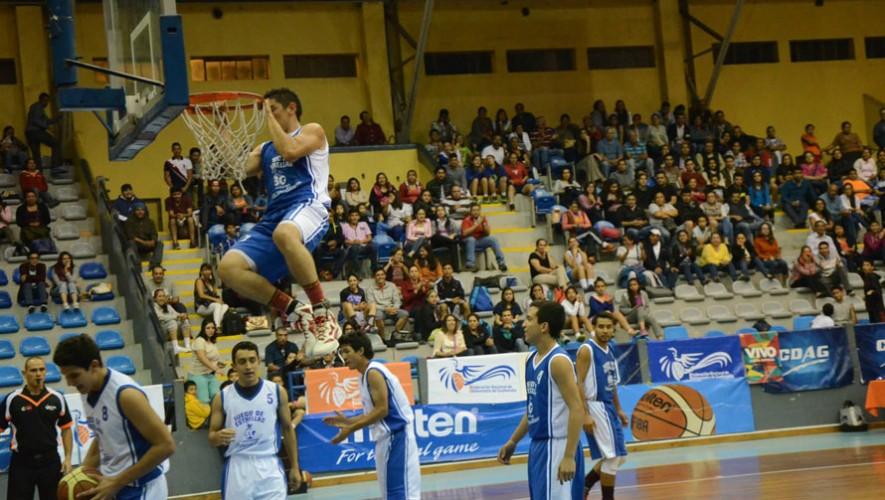 Juego de Estrellas de la Liga de Baloncesto de Guatemala | Septiembre 2016