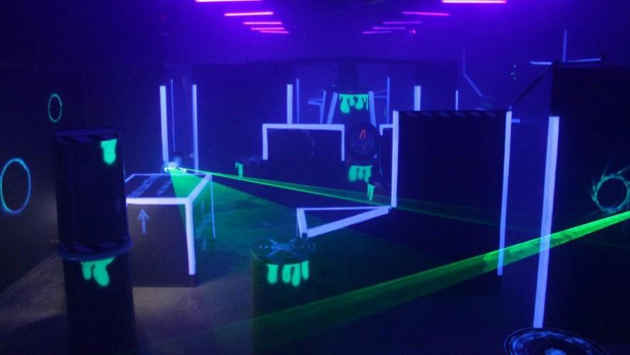 (Foto: Laser Heroes)