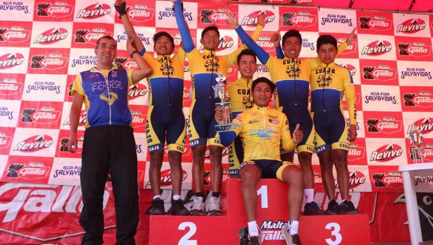 (Foto: Federación Guatemalteca de Ciclismo)