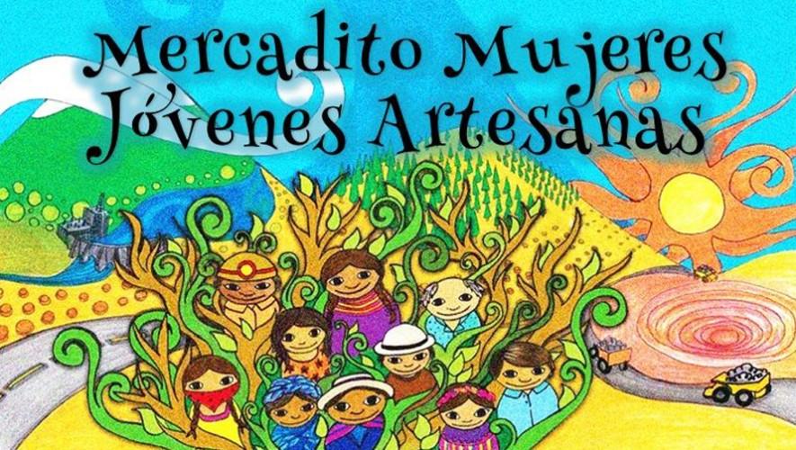 Mercadito de Mujeres Artesanas en Pasaje Tatuana | Septiembre 2016