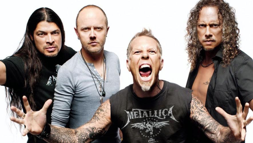 Concierto de Metallica en Guatemala | Noviembre 2016