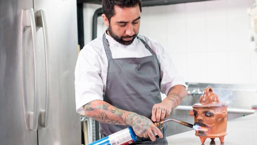 Diego Telles fue elegido como el Chef del Año 2016. (Foto: Mister Menu)