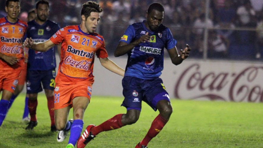 Partido de Municipal vs Suchitepéquez, por el Torneo Apertura | Septiembre 2016