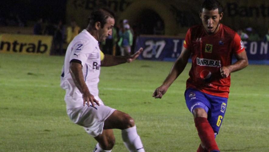 Partido de Municipal vs Comunicaciones, por el Torneo Apertura | Septiembre 2016