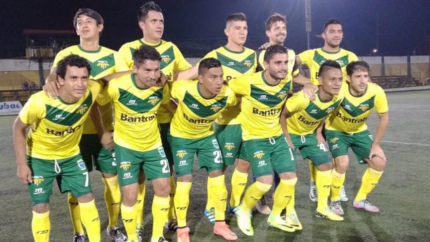 Partido de Petapa vs Cobán, por el Torneo Apertura | Septiembre 2016