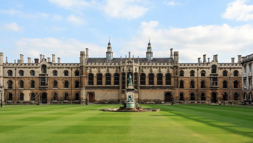 Podrías estudiar tu doctorado en la Universidad de Cambridge. (Foto: Places of The World)