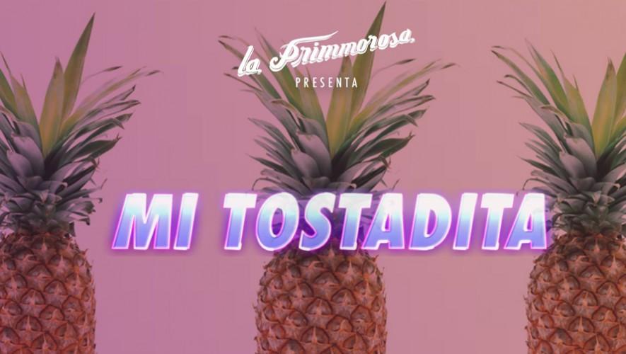 """Concierto Primmo Presenta """"Mi tostadita de la Primmorosa"""" en The Secret Garden   Septiembre 2016"""