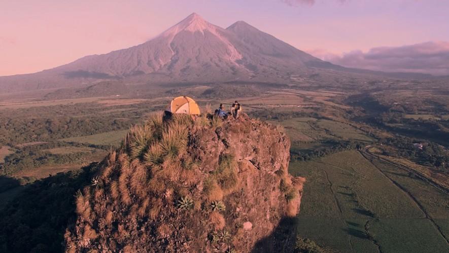Viaje para escalar el Cerro Mirandilla | Octubre 2016