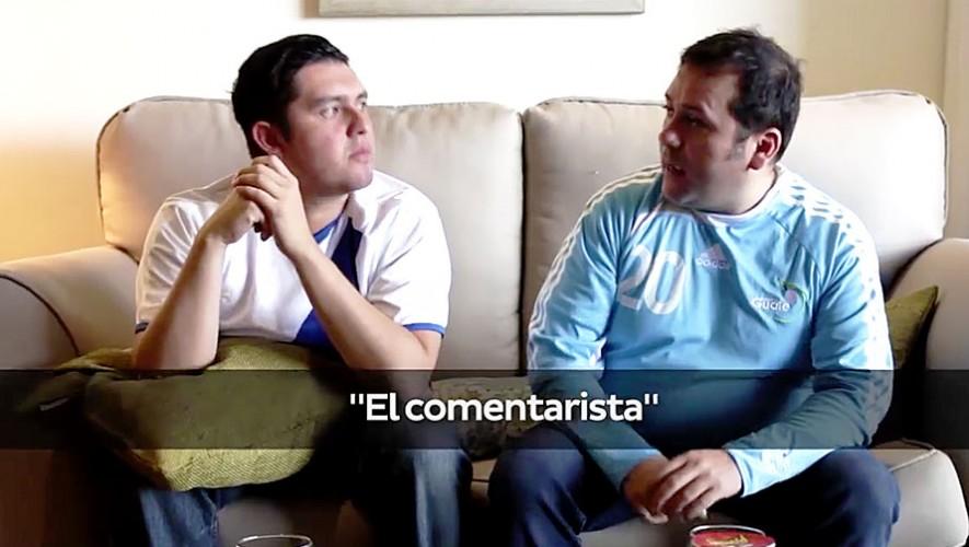 Diviértete descubriendo qué tipo de aficionado al fútbol eres. (Foto: Stand Up Comedy Guatemala)