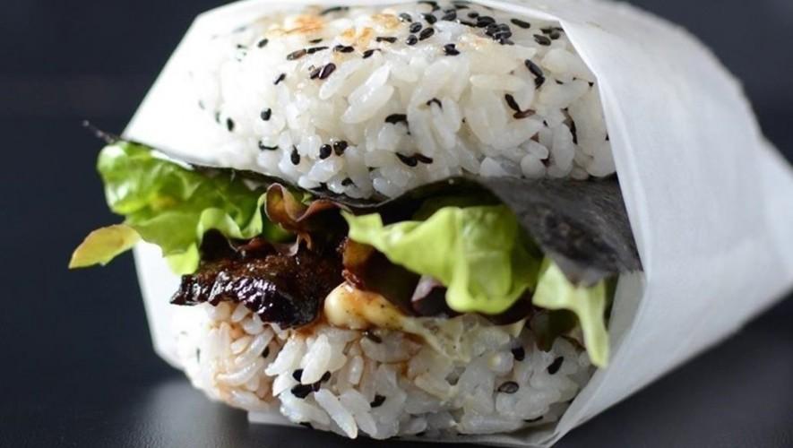 Curso para aprender a hacer Sushi Burgers