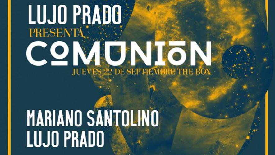 Lujo Prado y Mario Santolino en The Box   Septiembre 2016