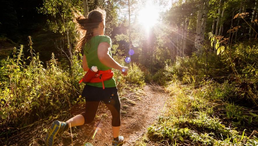 Carrera Trail Run Xela 11k y 25 k en Quetzaltenango | Octubre 2016