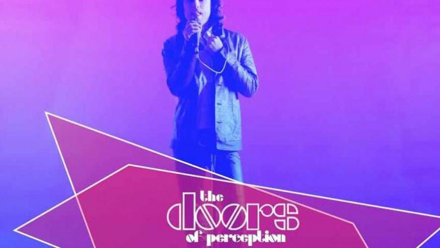 The Doors of Perception Tributo a The Doors en Soma | Octubre 2016