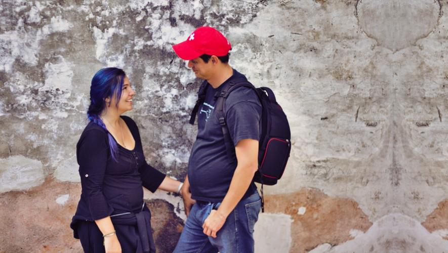 Descubrí cómo casaqueamos los guatemaltecos. (Foto: María 'tatica' Leandro)