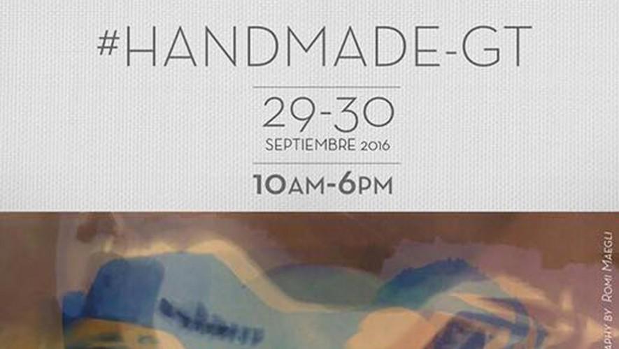 Showroom de arte y textiles #Handmade-GT en El Pulté | Septiembre 2016