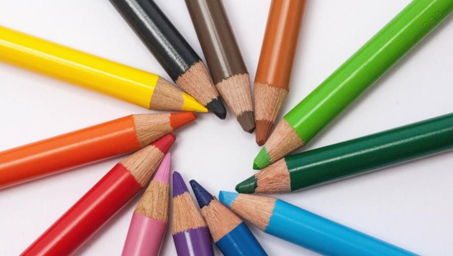 Donación de útiles escolares para niños necesitados | Octubre - noviembre 2016