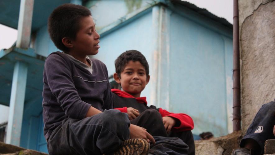 Celebración del Día del Niño en el Volcán de Pacaya | Octubre 2016
