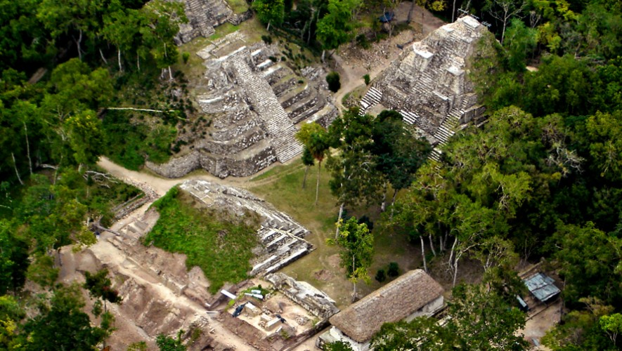 Tour a sitio arqueológico Yaxha e Isla de Flores | Septiembre 2016