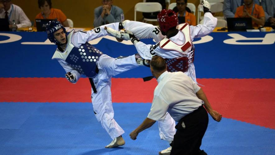 Dos competencias internacionales estará afrontando el taekwondo guatemalteco. (Foto: COG)