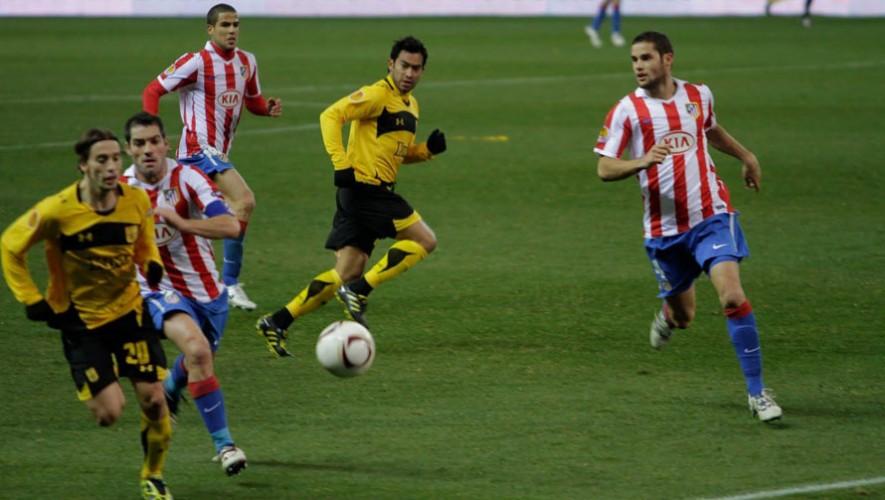 Su mejor época la vivió en el Aris FC, donde jugó la UEFA Europa League. (Foto: Europa League)