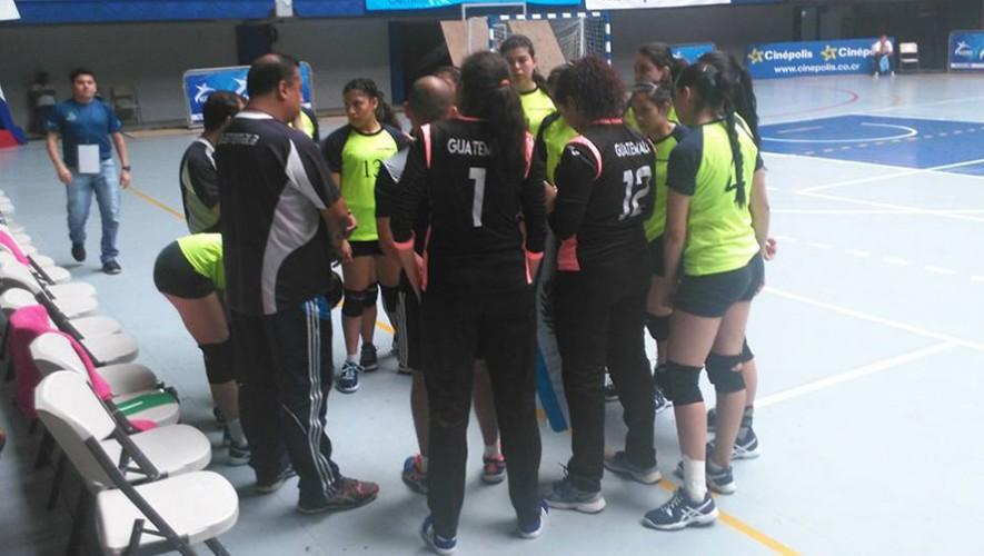 La selección femenina buscará revancha ante Costa Rica. (Foto: Federación Costarricense de Balonmano)